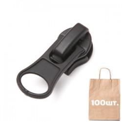 Бегунок №3 Реверсный TUMB Auto Lock. Упаковка 100 шт.