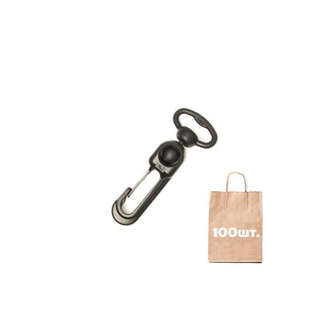 Карабин для ключей Rotary Key Ring 11 мм WJ