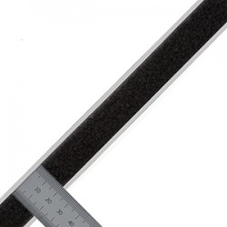 Липучка Микс 20 мм Adhesive Loop, 1 метр