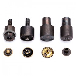 Матриця для встановлення Кнопки Спіральної, 15 мм №6