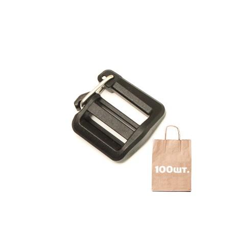 Регулятор ремня с замком 20 мм H.D. Gate Keeper Lock Right WJ. Упаковка 100 шт.