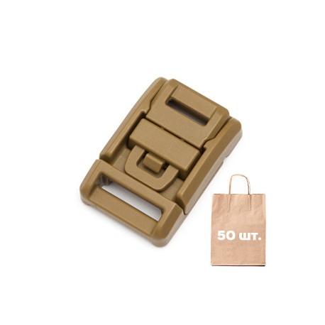 Пряжка быстрого сброса Combi Pull QR 25 мм WJ. Упаковка 50 шт.