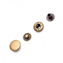 Кнопка Спиральная 15 мм №6. Упаковка 500 шт.