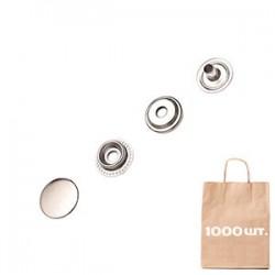 Кнопка Кольцевая 17 мм STANDART CAP. Упаковка 1000 шт.